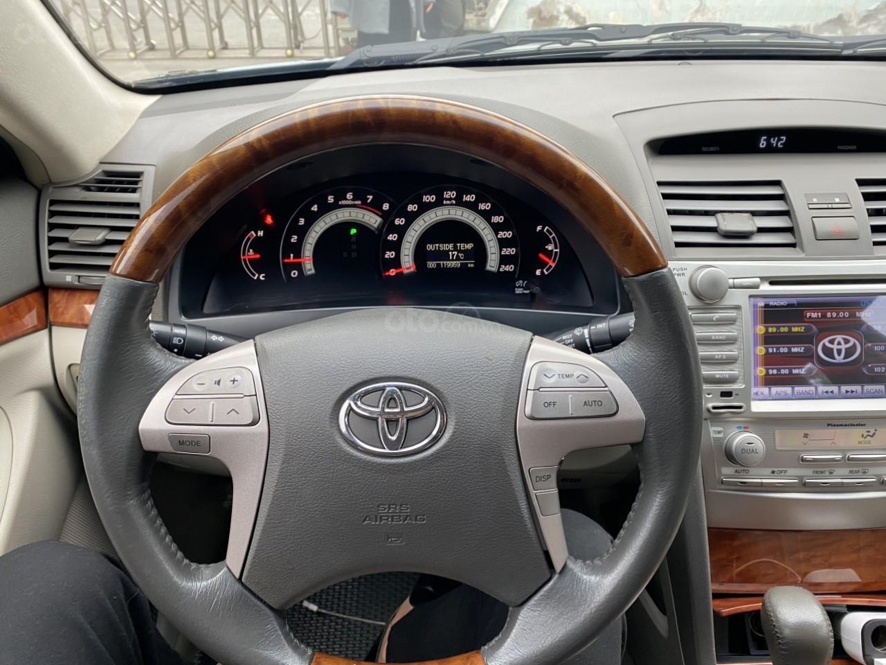 Bán xe Toyota Camry 2009 xe đẹp bản full, giá 435 triệu (2)
