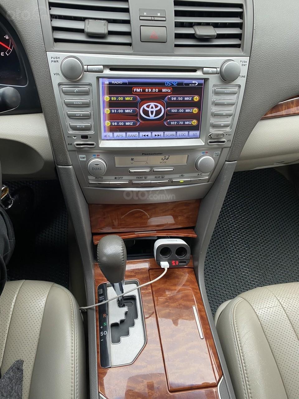 Bán xe Toyota Camry 2009 xe đẹp bản full, giá 435 triệu (3)