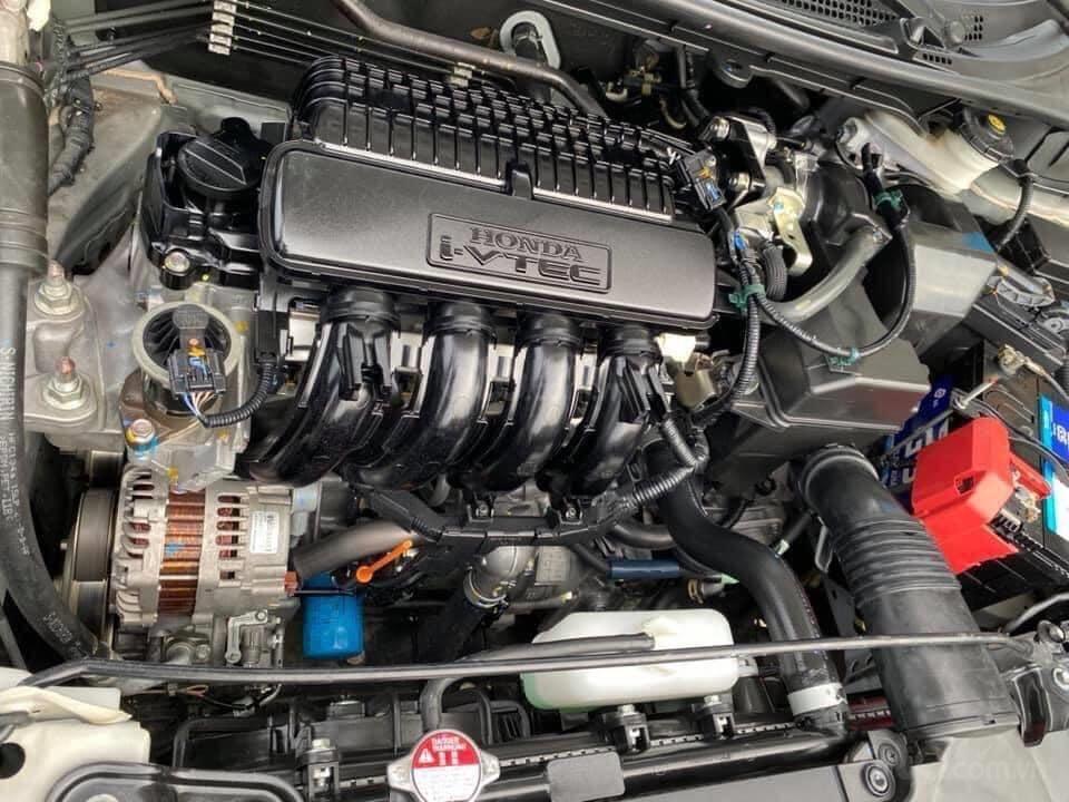 Bán xe Honda City AT đăng ký 2018, màu trắng giá tốt (9)