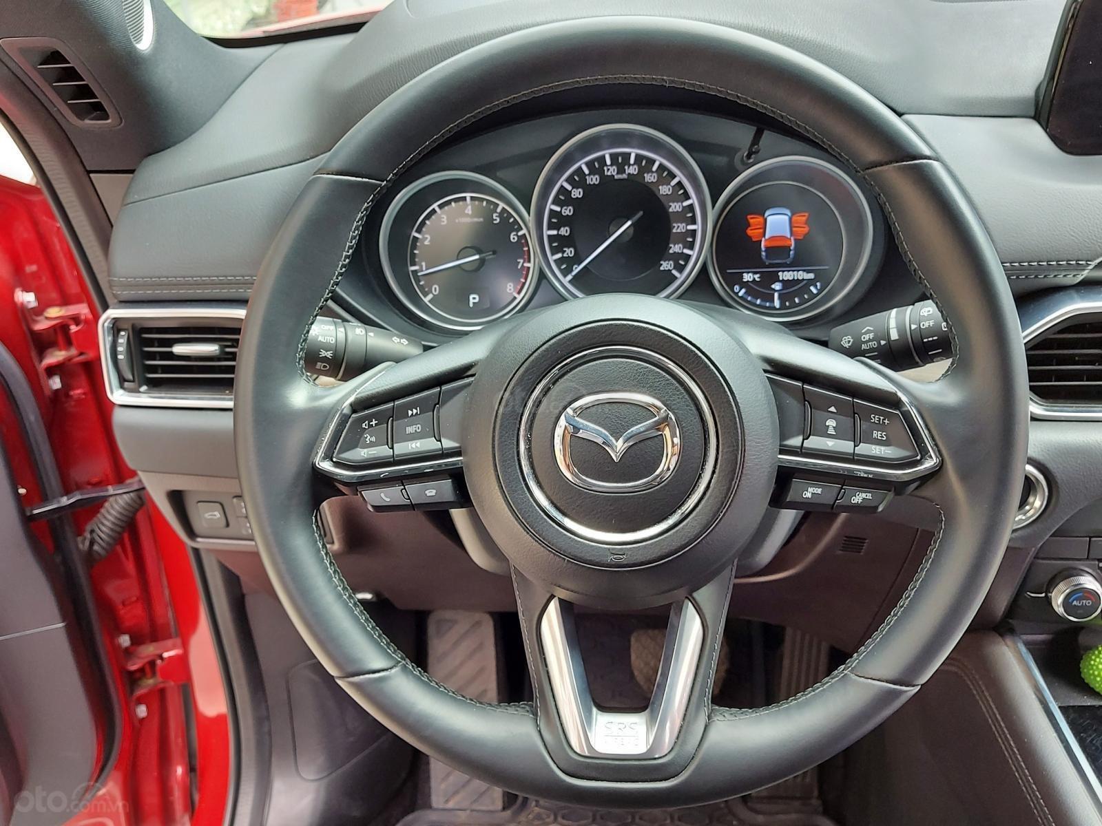 Bán xe Mazda Cx8 2.5 màu đỏ siêu đẹp, 9000km, trả góp chỉ 406 triệu (8)