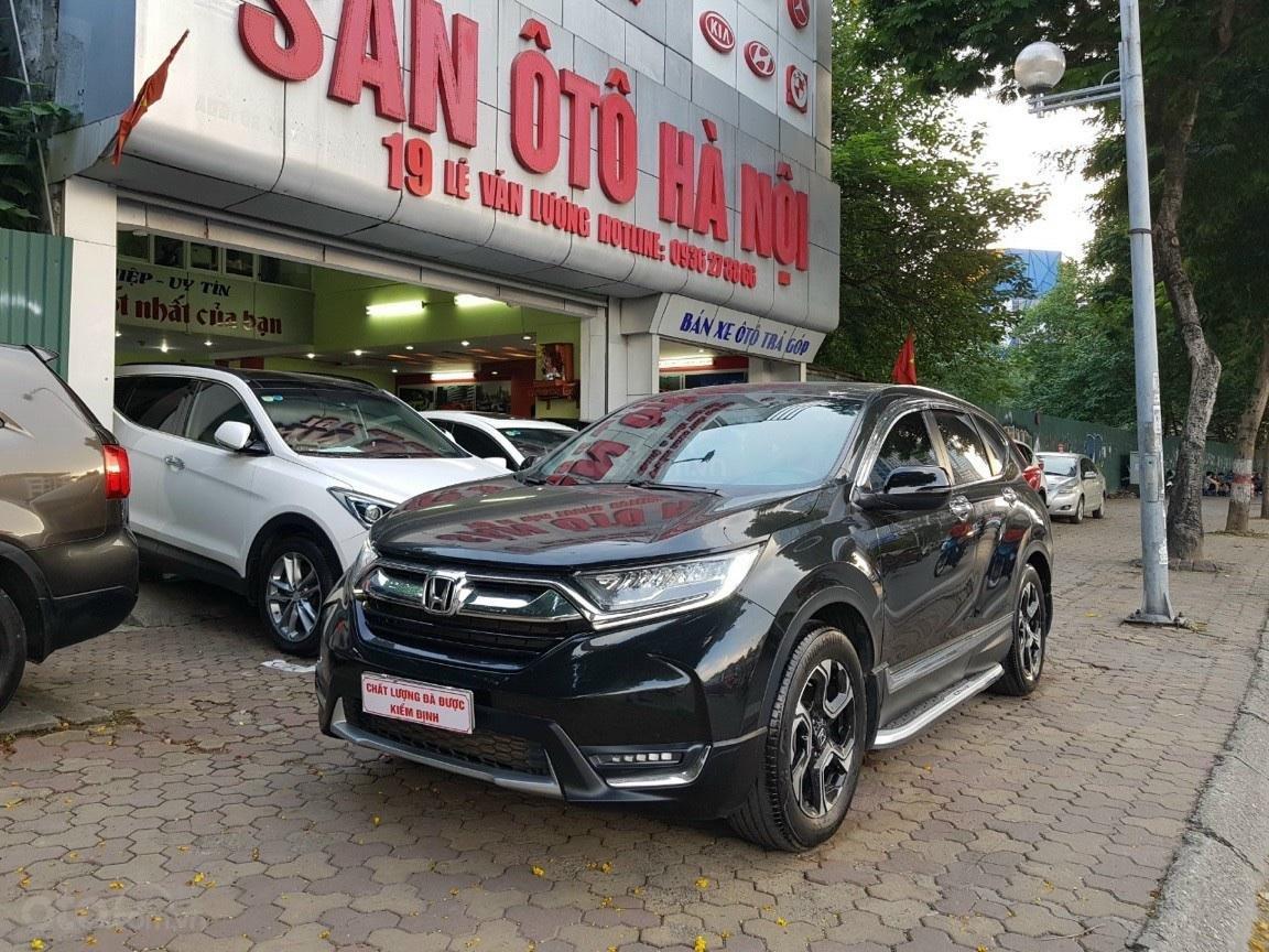 Honda CRV 1.5 Turbo bản L nhập khẩu nguyên chiếc đăng ký 2019, xe tư nhân (1)