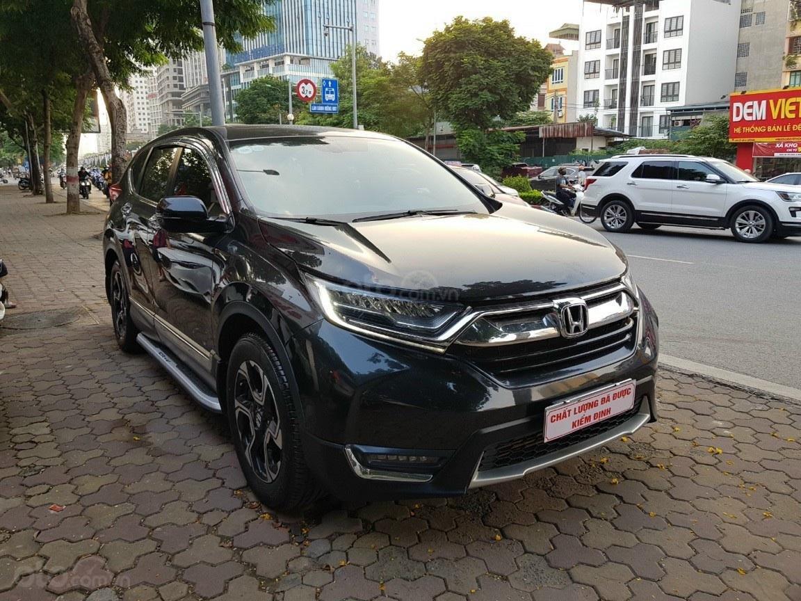 Honda CRV 1.5 Turbo bản L nhập khẩu nguyên chiếc đăng ký 2019, xe tư nhân (5)
