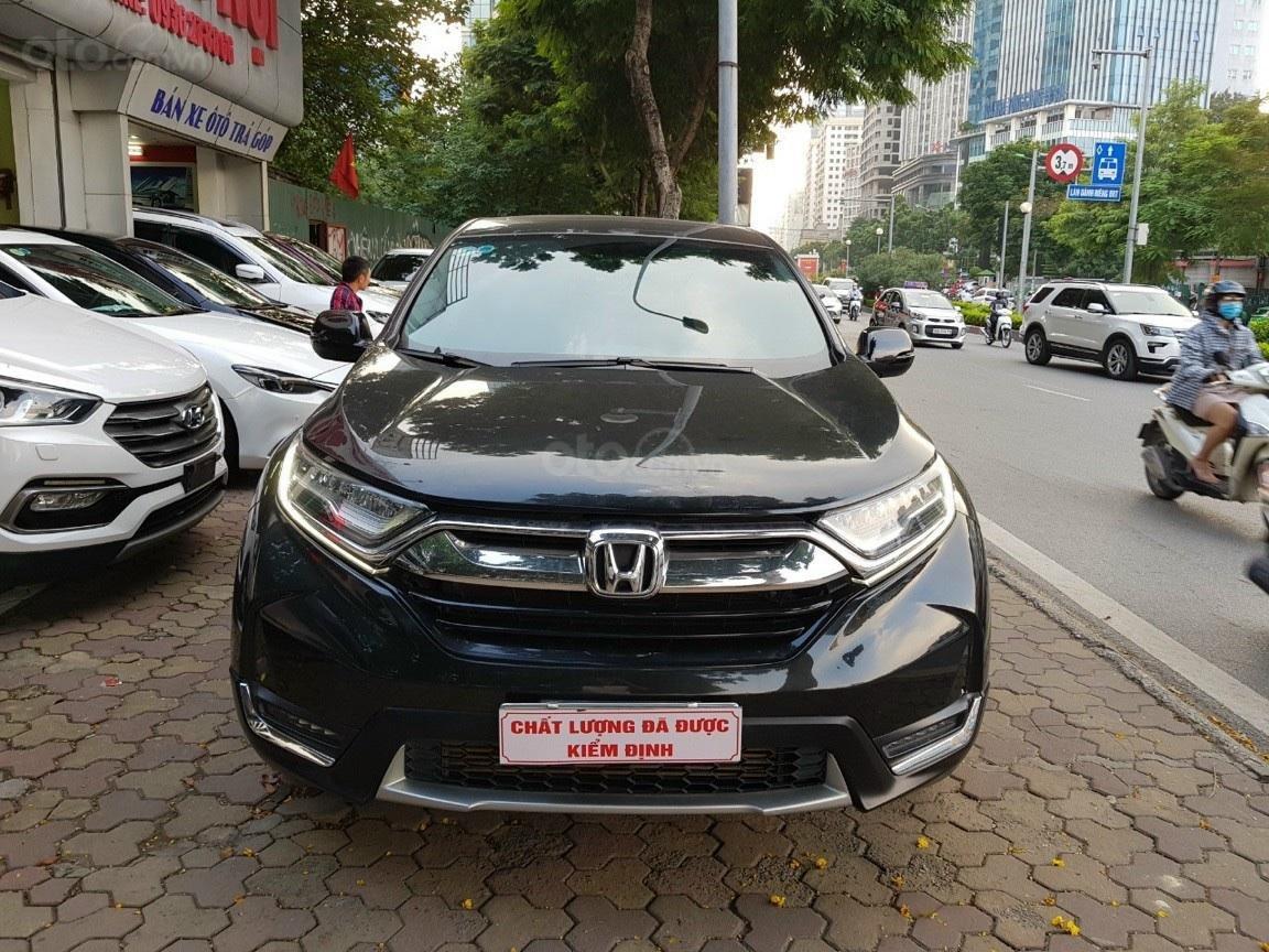 Honda CRV 1.5 Turbo bản L nhập khẩu nguyên chiếc đăng ký 2019, xe tư nhân (3)
