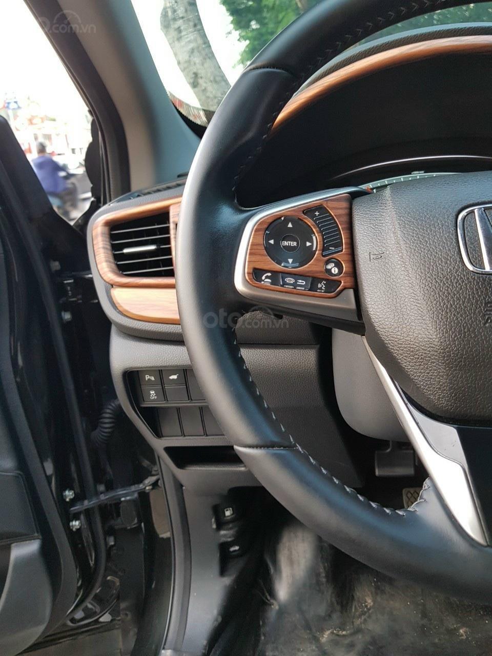 Honda CRV 1.5 Turbo bản L nhập khẩu nguyên chiếc đăng ký 2019, xe tư nhân (9)