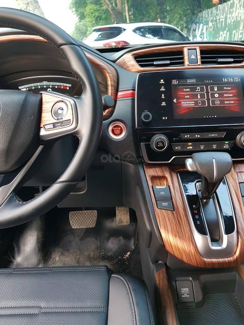 Honda CRV 1.5 Turbo bản L nhập khẩu nguyên chiếc đăng ký 2019, xe tư nhân (10)