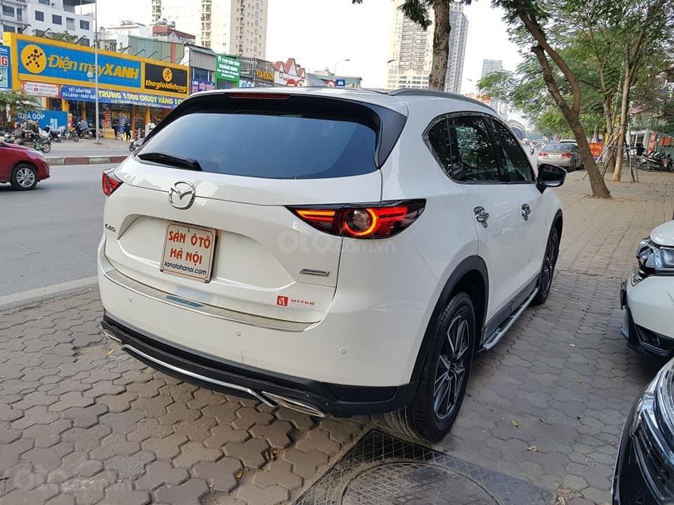 Mazda CX5 bản 2.5 bản full sx 2018 màu trắng xe TNCC, 5 lốp zin theo xe (7)
