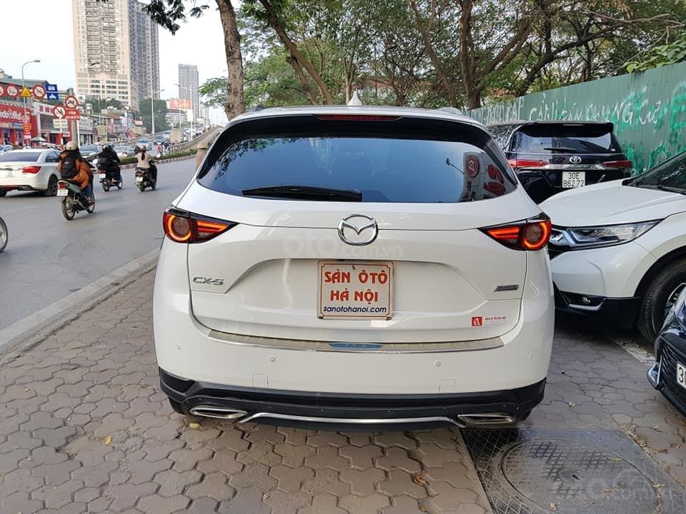 Mazda CX5 bản 2.5 bản full sx 2018 màu trắng xe TNCC, 5 lốp zin theo xe (3)