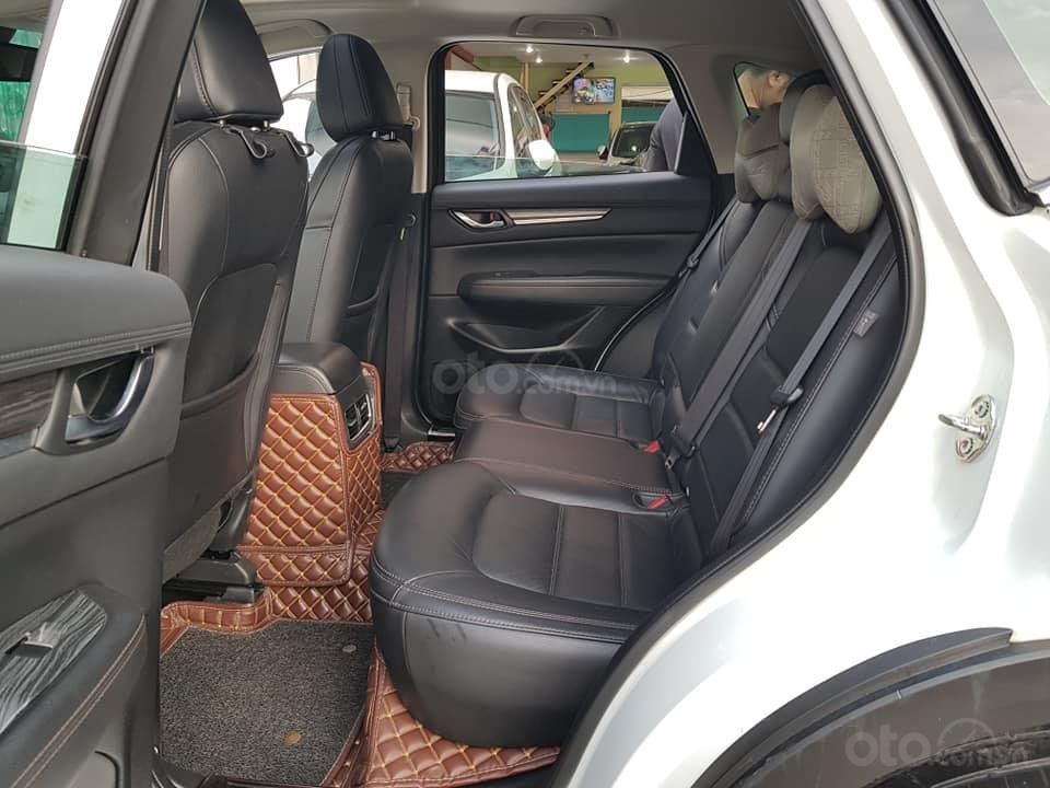 Mazda CX5 bản 2.5 bản full sx 2018 màu trắng xe TNCC, 5 lốp zin theo xe (11)
