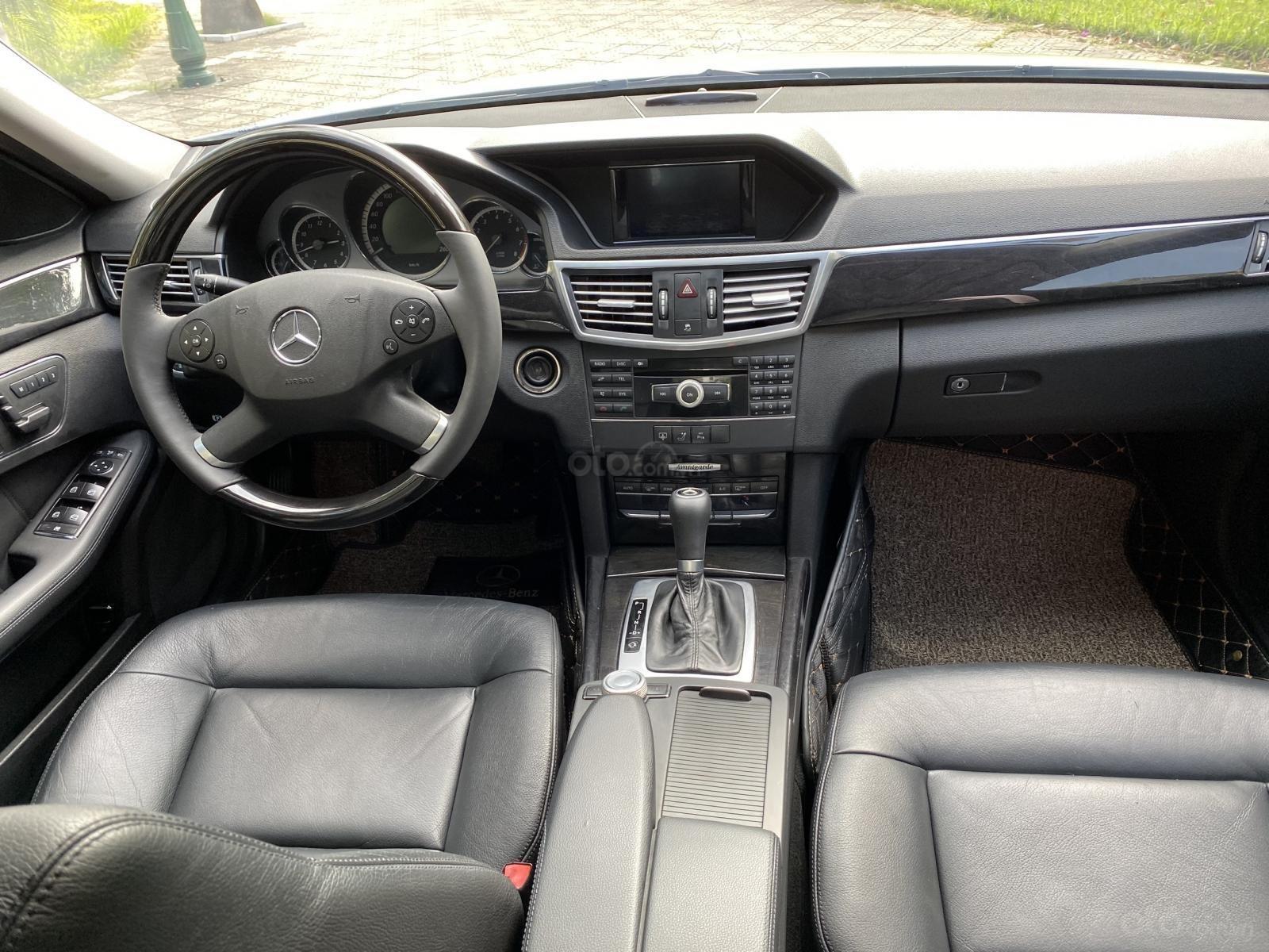 Xe Mercedes Benz E class E250 sx 2009 giá 528 triệu (11)