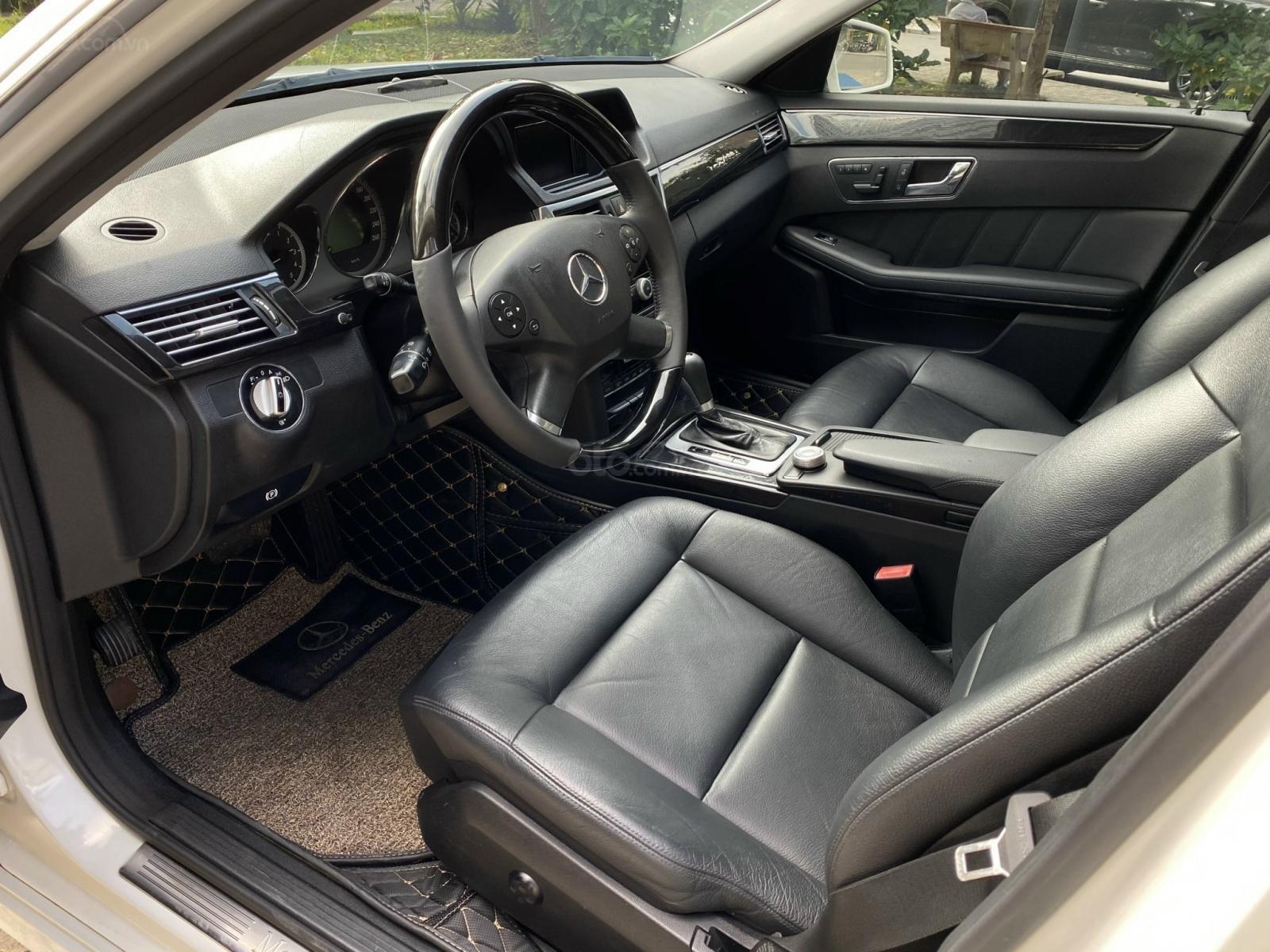 Xe Mercedes Benz E class E250 sx 2009 giá 528 triệu (14)