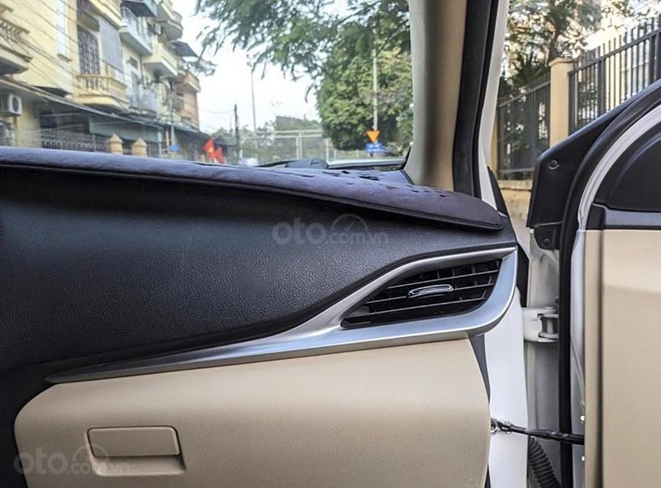 Cần bán lại xe Toyota Vios năm sản xuất 2019, màu trắng còn mới, 460 triệu (2)