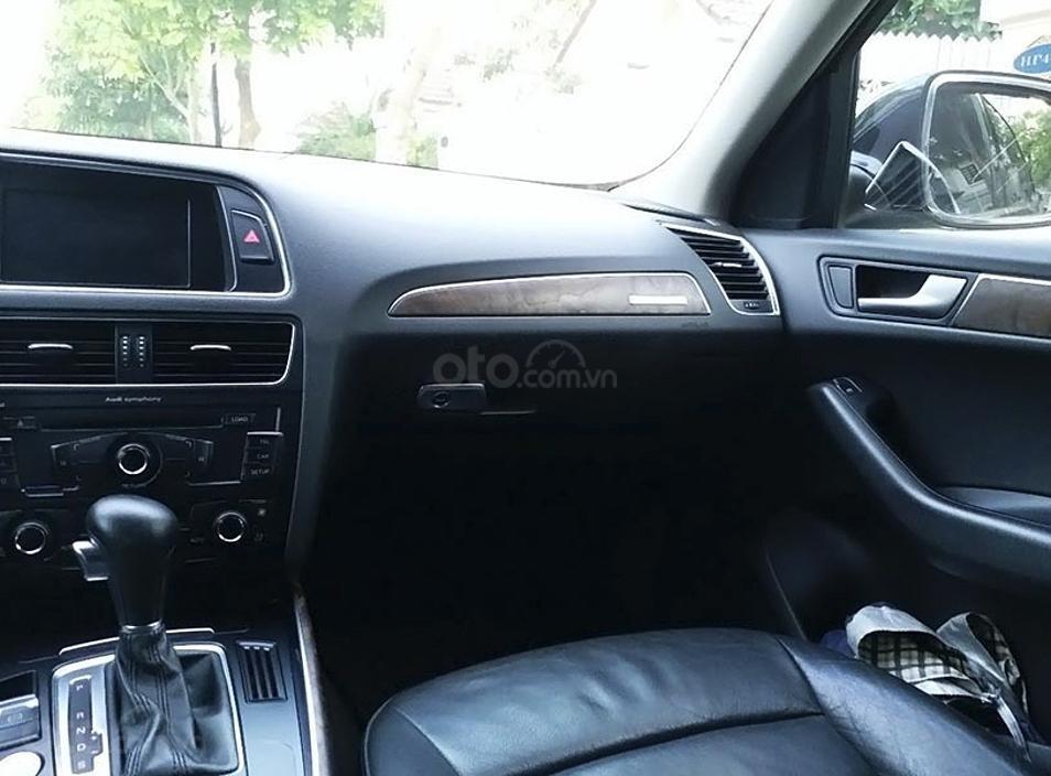 Bán Audi Q5 sản xuất năm 2011, màu đen, nhập khẩu nguyên chiếc còn mới (3)