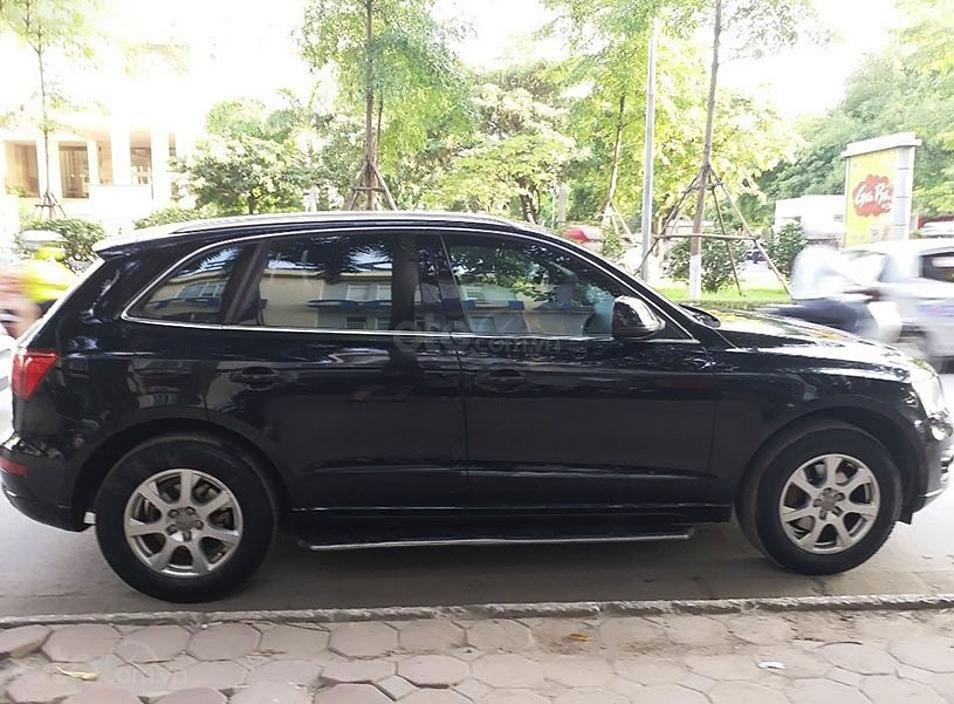 Bán Audi Q5 sản xuất năm 2011, màu đen, nhập khẩu nguyên chiếc còn mới (1)