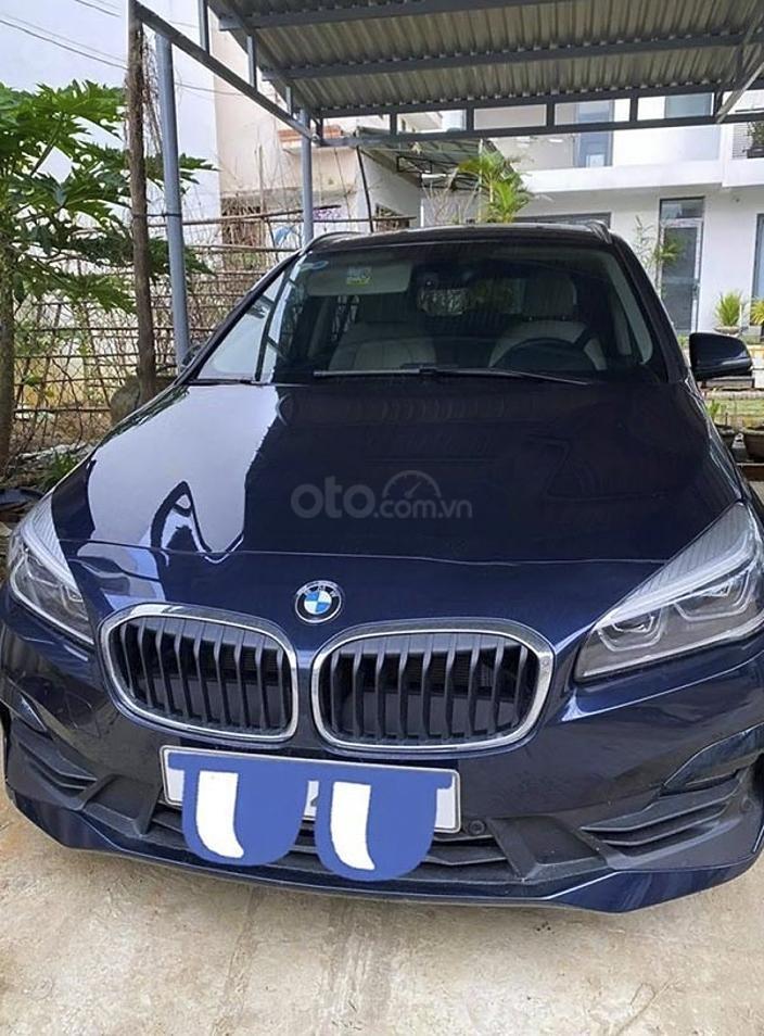 Cần bán BMW 2 Series sản xuất 2016, màu xanh lam, nhập khẩu còn mới (1)