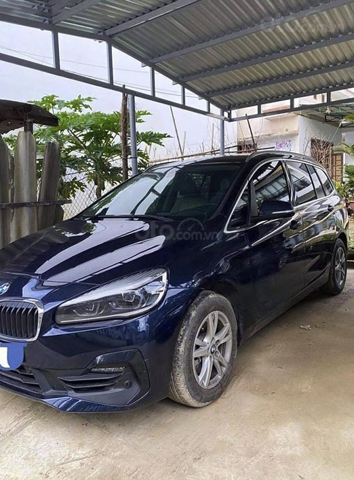 Cần bán BMW 2 Series sản xuất 2016, màu xanh lam, nhập khẩu còn mới (3)