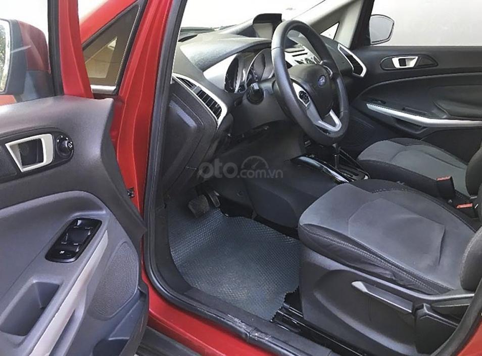 Cần bán Ford EcoSport năm sản xuất 2014, màu đỏ còn mới (3)