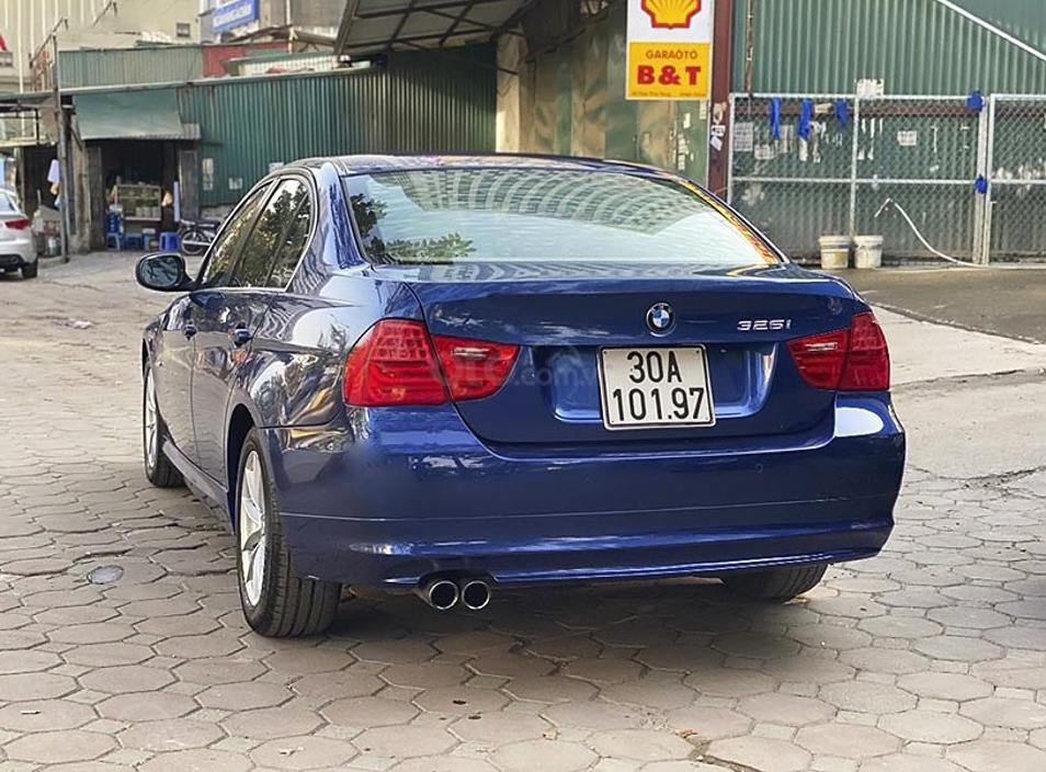 Bán BMW 3 Series năm sản xuất 2009, màu xanh lam, xe nhập còn mới, giá chỉ 420 triệu (2)