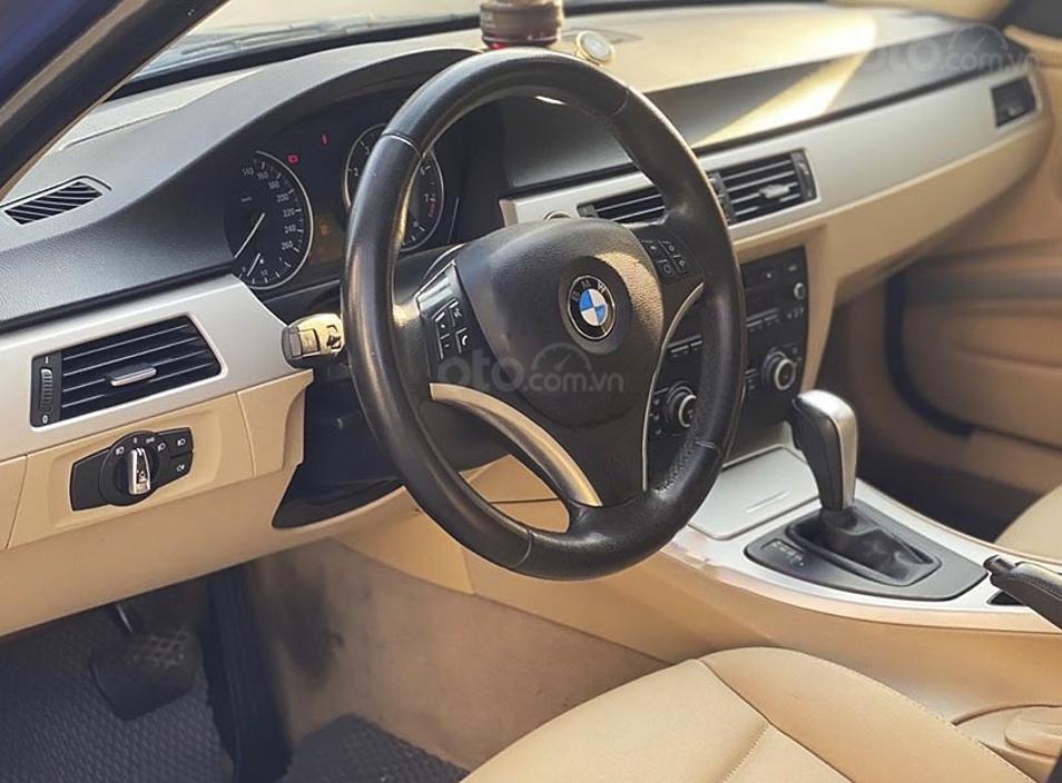 Bán BMW 3 Series năm sản xuất 2009, màu xanh lam, xe nhập còn mới, giá chỉ 420 triệu (4)
