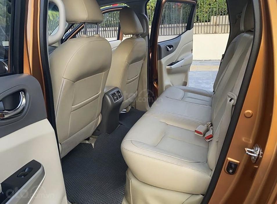 Cần bán gấp Nissan Navara năm sản xuất 2015, nhập khẩu còn mới, giá 545tr (2)