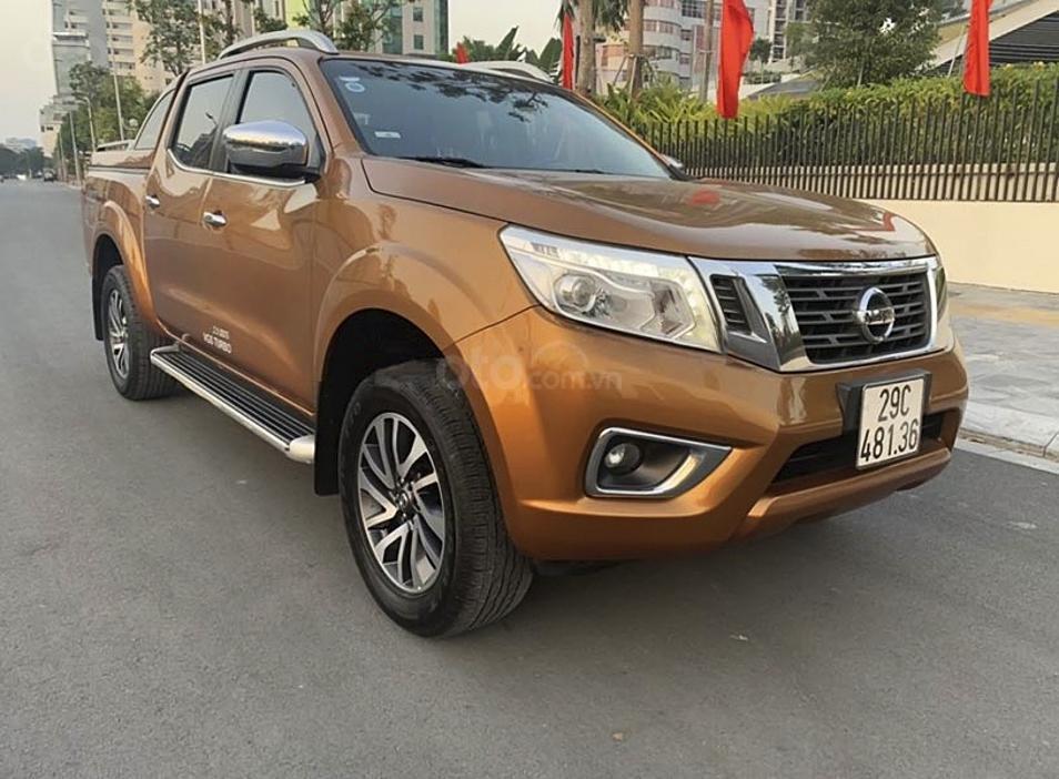 Cần bán gấp Nissan Navara năm sản xuất 2015, nhập khẩu còn mới, giá 545tr (1)
