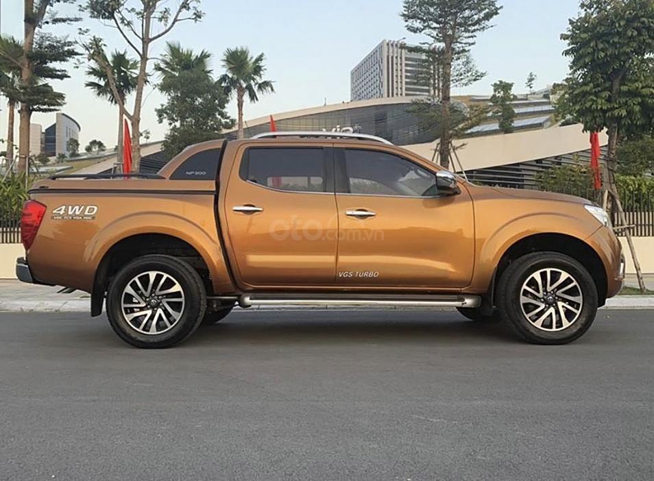 Cần bán gấp Nissan Navara năm sản xuất 2015, nhập khẩu còn mới, giá 545tr (6)