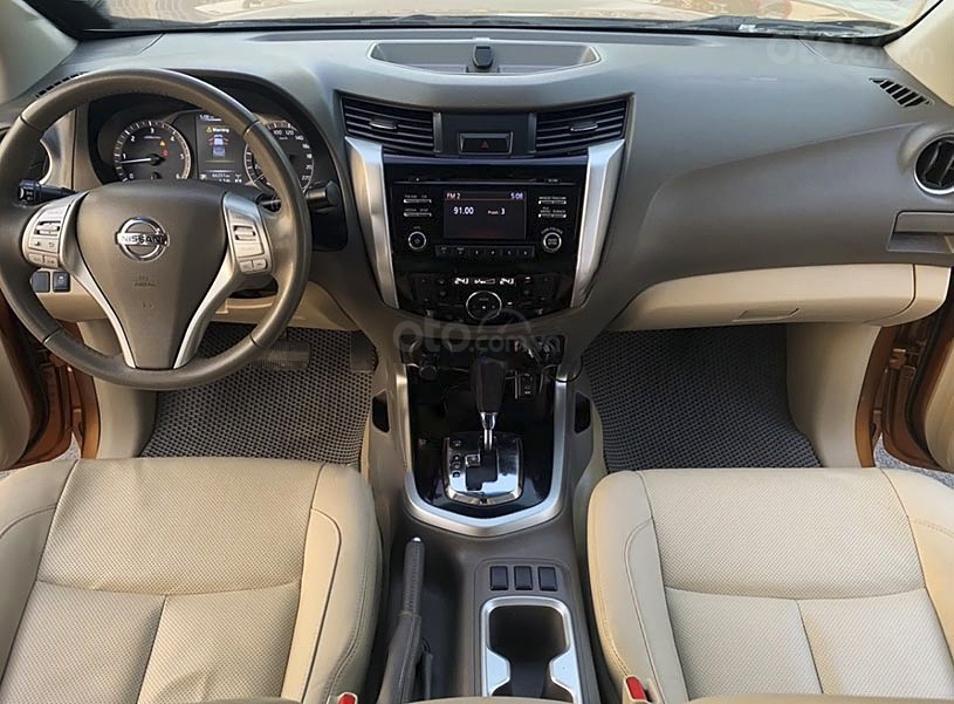 Cần bán gấp Nissan Navara năm sản xuất 2015, nhập khẩu còn mới, giá 545tr (3)