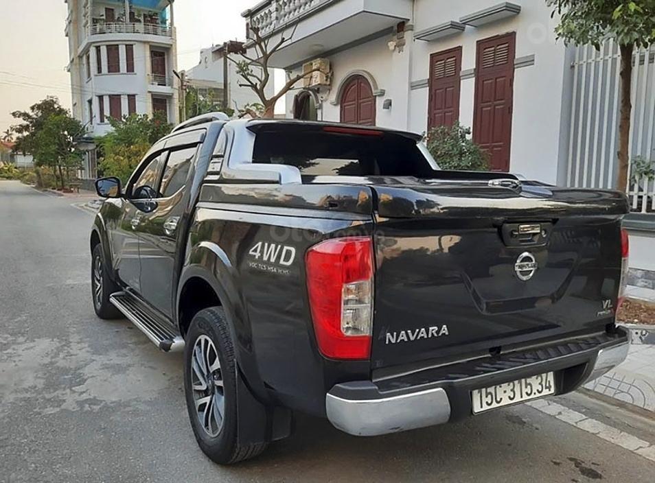 Bán Nissan Navara sản xuất 2019, nhập khẩu nguyên chiếc còn mới, 625tr (2)