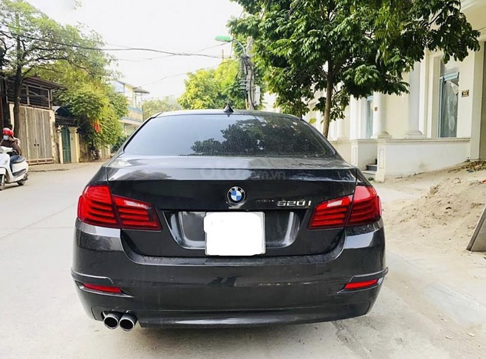 Xe BMW 5 Series sản xuất năm 2016, màu nâu, nhập khẩu nguyên chiếc còn mới (2)