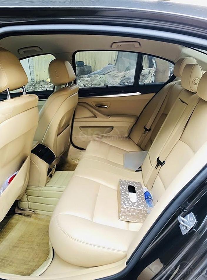 Xe BMW 5 Series sản xuất năm 2016, màu nâu, nhập khẩu nguyên chiếc còn mới (6)