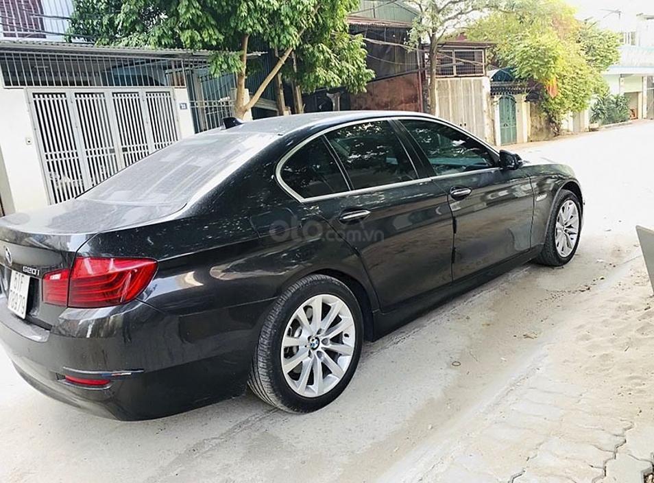 Xe BMW 5 Series sản xuất năm 2016, màu nâu, nhập khẩu nguyên chiếc còn mới (3)