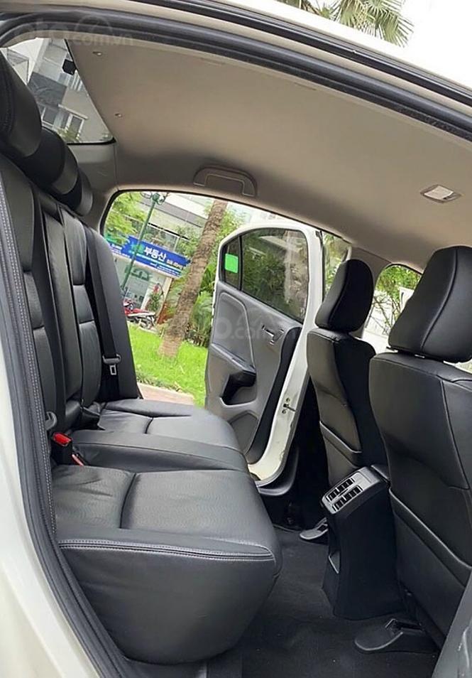 Bán Honda City năm sản xuất 2018, màu trắng còn mới giá cạnh tranh (2)