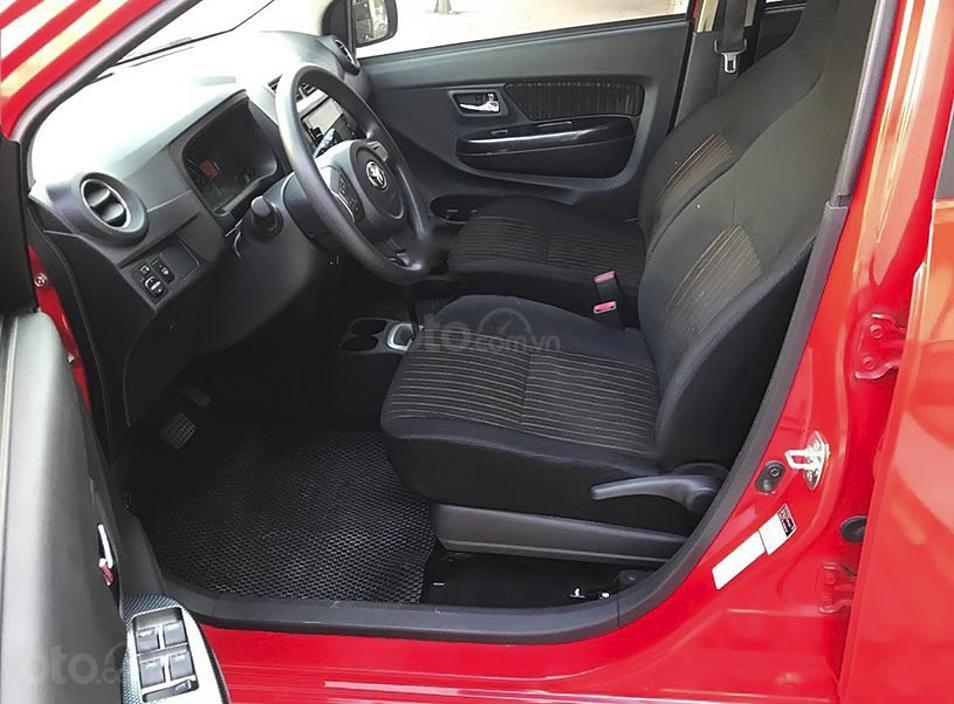 Cần bán Toyota Wigo sản xuất năm 2019, màu đỏ, nhập khẩu còn mới, 350 triệu (3)
