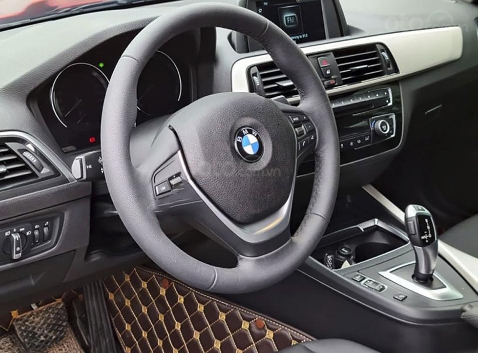 Cần bán BMW 1 Series năm sản xuất 2020, màu đỏ, nhập khẩu còn mới (2)