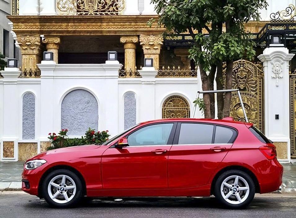 Cần bán BMW 1 Series năm sản xuất 2020, màu đỏ, nhập khẩu còn mới (1)