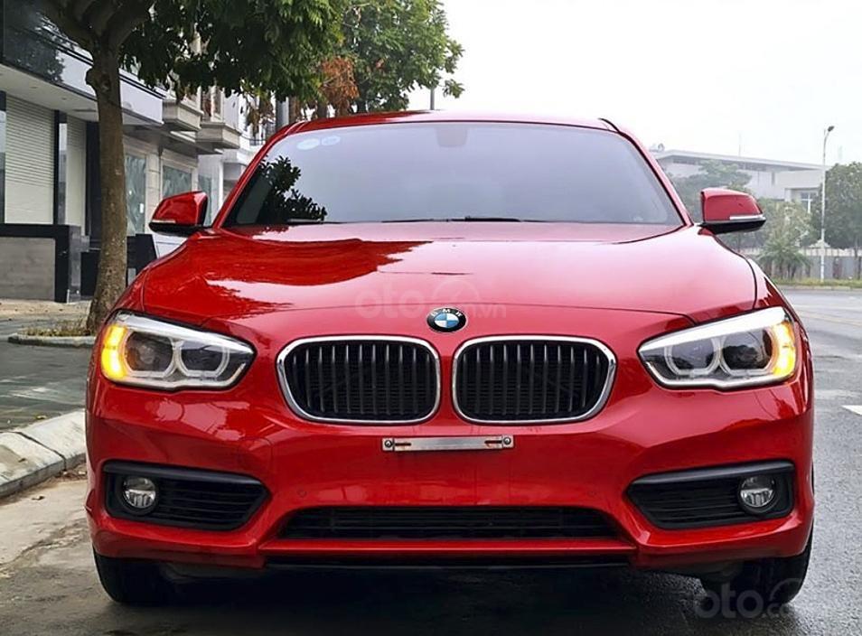 Cần bán BMW 1 Series năm sản xuất 2020, màu đỏ, nhập khẩu còn mới (5)
