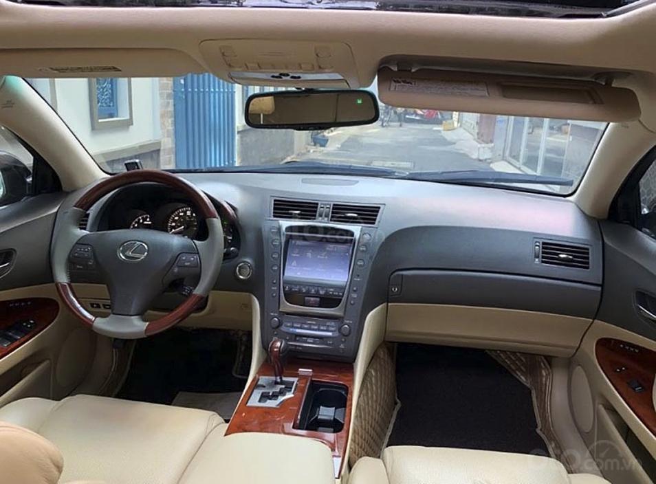 Xe Lexus GS năm sản xuất 2008, màu đen, nhập khẩu còn mới (2)
