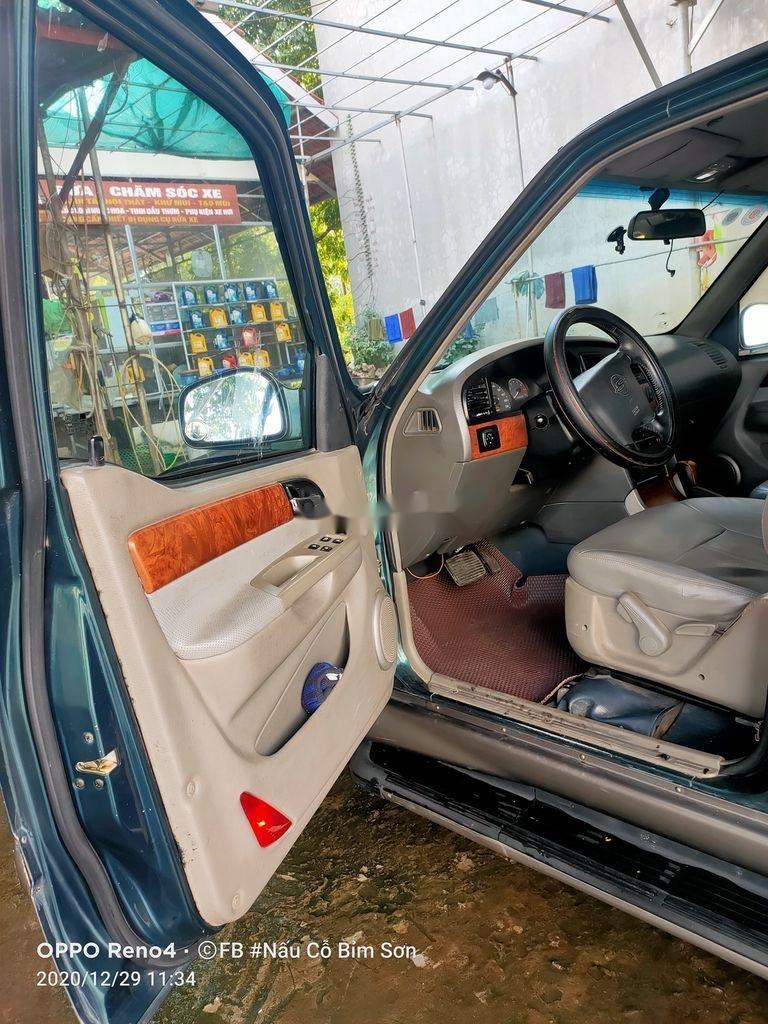 Bán Ssangyong Musso sản xuất 2005, nhập khẩu  (7)