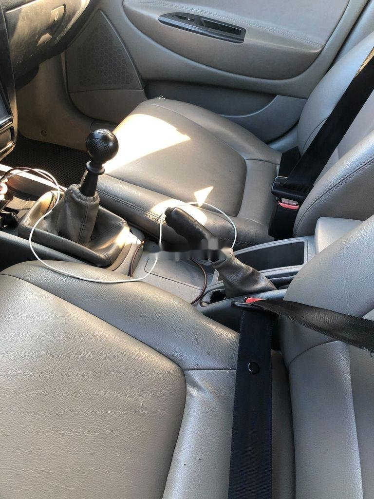 Cần bán lại xe Daewoo Nubira sản xuất 2002, màu bạc, nhập khẩu  (5)