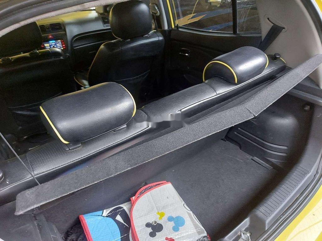 Bán Kia Morning sản xuất 2010, màu vàng chính chủ, giá chỉ 208 triệu (6)