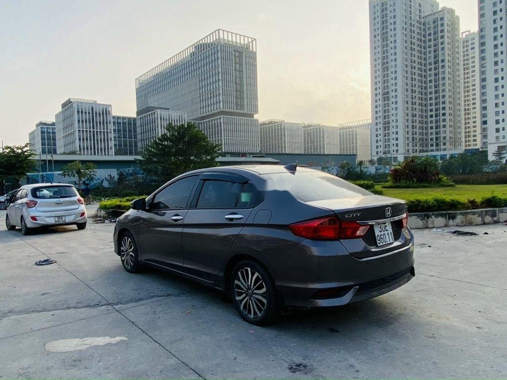 Cần bán xe Honda City năm sản xuất 2017, màu đen  (2)
