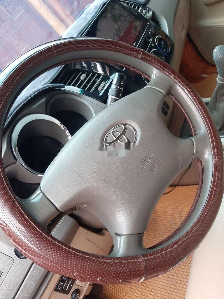 Xe Toyota Fortuner năm sản xuất 2012 còn mới (6)