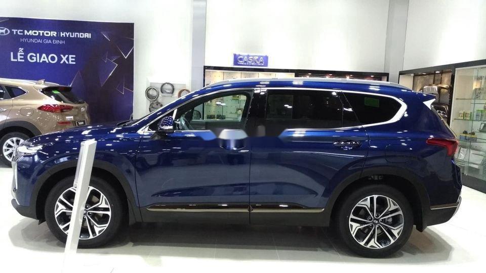 Bán Hyundai Santa Fe 2.2L máy dầu cao cấp năm 2020, xe nhập, giá chỉ 330 triệu (2)