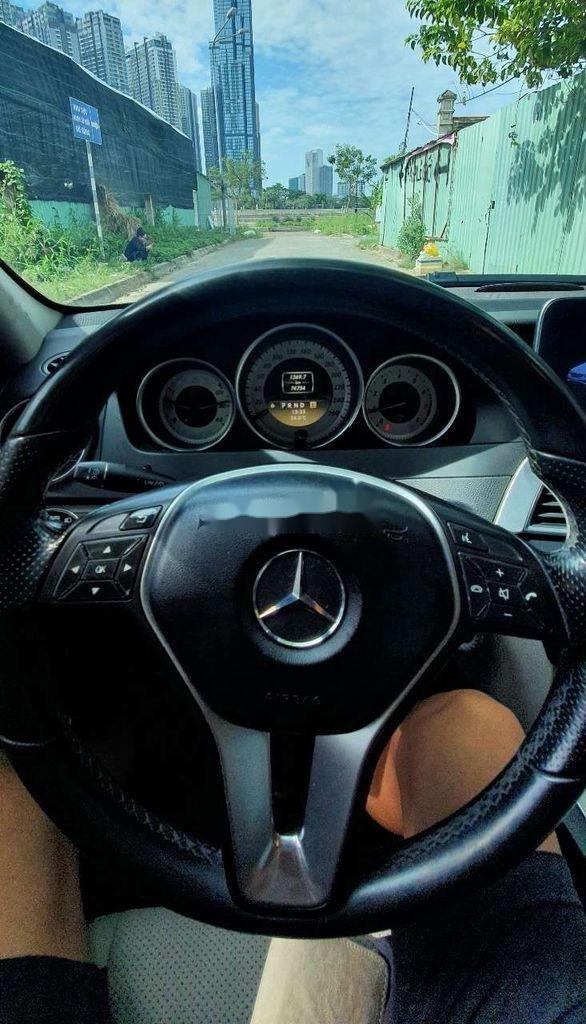 Cần bán gấp Mercedes C230 sản xuất năm 2011, xe nhập, 510 triệu (7)