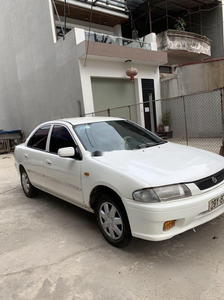 Bán Mazda 323 đời 2000, màu trắng (3)