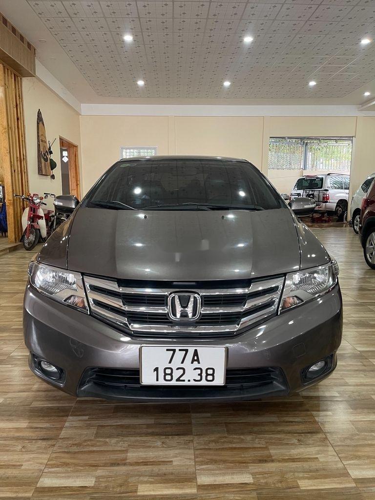 Bán Honda City năm sản xuất 2013, xe một đời chủ giá ưu đãi (1)