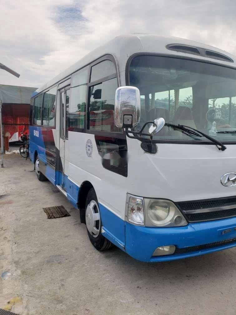 Bán xe Hyundai County năm sản xuất 2009, nhập khẩu nguyên chiếc còn mới (1)