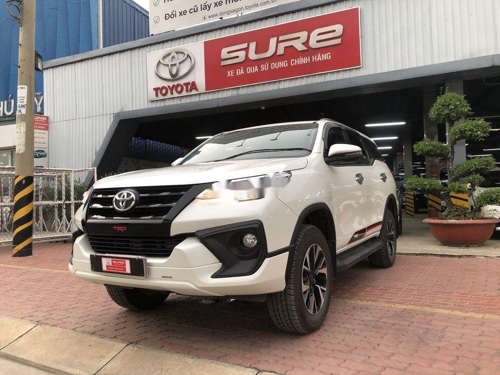 Bán Toyota Fortuner TRD sản xuất năm 2019 (2)