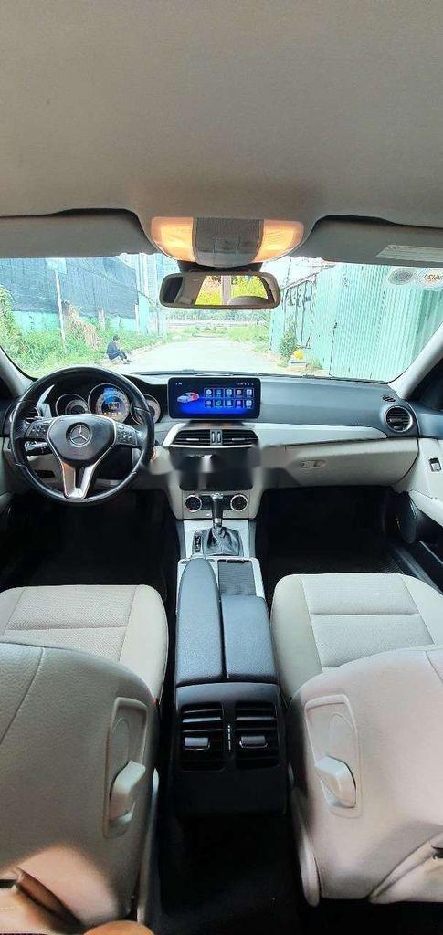 Cần bán gấp Mercedes C230 sản xuất năm 2011, xe nhập, 510 triệu (12)