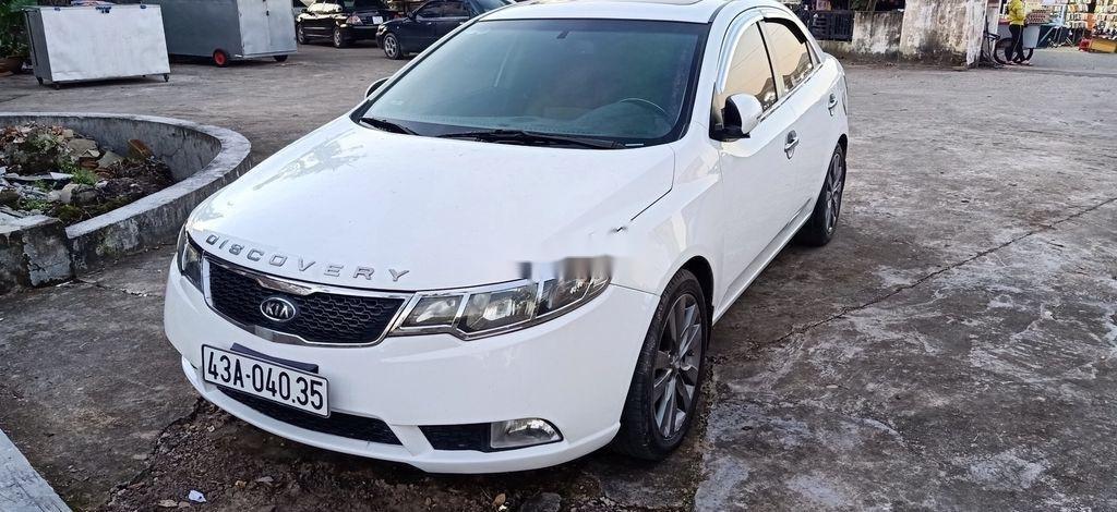 Bán ô tô Kia Forte sản xuất 2012, xe một đời chủ giá ưu đãi (1)