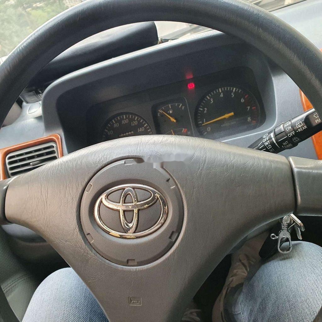 Cần bán gấp Toyota Zace sản xuất 2005, nhập khẩu  (8)